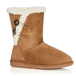 Avenue (Cloudwalkers) Zoey Fur Lined Suede Boot